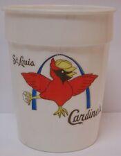Vintage 1985 St. Louis Cardinals World Series Major League Baseball Fredbird Cup