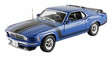 WELLY DW18002BL 1:18 1970 FORD MUSTANG BLUE