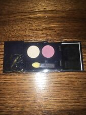 Estee Lauder Pure Color Eyeshadow Duo, Polished Platinum And Berry Burst