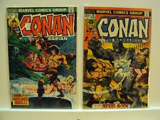 Details about  /CONAN #37 Key Book Gorgeous Adams Art! Colorful /& Glossy! VF+ Super Bright