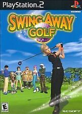 Swing Away Golf    (Sony PlayStation 2, 2000) Rated E for Everyone