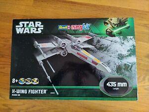 Star Wars X Wing Fighter, Revell Easy Kit, 435 mm Model Kit