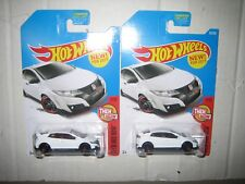 HOT WHEELS HW TWO THEN AND NOW '16 HONDA CIVIC TYPE R MOMC LOW US SHIP