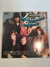 """Liverpool Scene """"Bread On The Night"""" LP  No Scratches Shrink Wrap SEALED Vy RARE"""