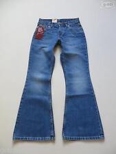 Levi's 544 Schlag Jeans Hose, W 26 /L 30, NEU ! Hippie flared Vintage Denim ! 34
