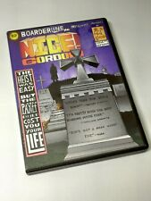 Boarderline Nice ! Gordon Dvd Skateboard Snowboard Video Skate Winterstick