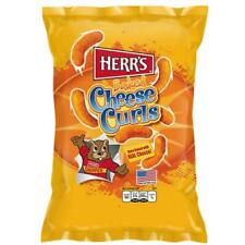 Herr's - Cuit Fromage Curls (199g)