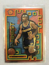 Tim Hardaway 1995 Topps Finest Mystery Bordered #M26 Golden State Warriors