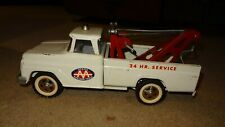 1960's Tonka wrecker. Tonka tow truck. AA tonka wrecker. 1962, 1965 , 1966 Tonka