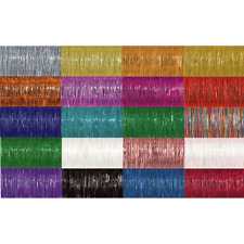 Gutermann 200m Metallic Sliver Machine & Hand Sewing Thread Quilting Embroidery