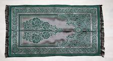 Seccade Glänzende Parlak Simli GEBETSTEPPICH 114 cm x 70 cm Tafta