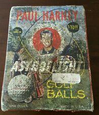 Vintage Rare Kroydon Astroflight Golf Balls