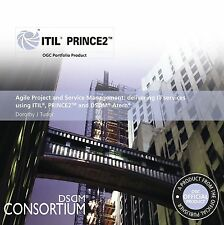 Agile Project and Service Management: delivering IT services using ITIL, PRINCE2