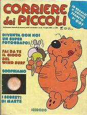 [AD10] CORRIERE DEI PICCOLI ANNO 1988 NUMERO 28 ISIDORO