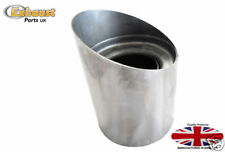 """Exhaust Tail Pipe Stainless Steel Tips 2"""" - 50.80mm"""