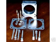 JEEP 63MM WRANGLER TJ  THROTTLE BODY SPACER 2.5L 4.0L 1987-2004 YJ XJ WJ
