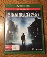 The Sinking City Day One Edition - For Xbox One or Series X - Brand New & Sealed