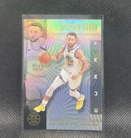 Stephen Curry Golden State Warriors 2019-20 Panini Illusions #146