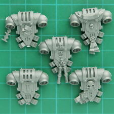 Grey Knights 5 Rückenmodule Backpacks Warhammer 40K Bitz 3306
