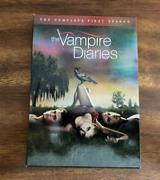 The Vampire Diaries: The Complete First Season (DVD, 2010) FREE SHIPPING