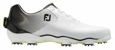 FootJoy DNA Helix Golf Shoes BOA 53319 White/Black Men's New - Choose Size!
