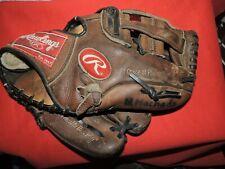 """Rawlings Brown 11.5"""" Model BG515OH Baseball Glove"""