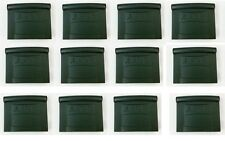 12  LOT  BRAND NEW OFFICIAL OEM ATARI JAGUAR EMPTY PLASTIC GAME CARTRIDGE CASE