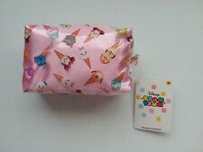 Disney Store exclusive tsum tsum ice cream makeup bag BNWT