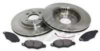 Bremsensatz, Scheibenbremse für Bremsanlage Vorderachse MAPCO 47156