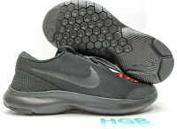 Nike Flex Experience RN 7 4E Wide Mens Sneaker Running AA7405-002 Triple Black
