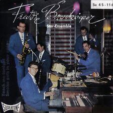 """7"""" FREDDIE BROCKSIEPER Teach Me Tonight / Smoke Gets In Your Eyes SUPERTONE 1959"""