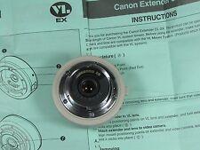 Canon L1/L2 Camcorder Doubler