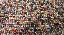 5-7 mm W 7-10 L 60+ Mixed colours Keishi Keshi Freshwater baroque Pearls Beads