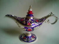 Original ! Handwork Miao Silver & Cloisonne Carving Flower teapot