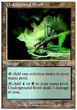 *MRM* FR Rivière souterraine (Underground River) MTG 7th edition