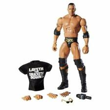 Wwe Elite Collector's Edition The Rock Wrestling Action Figure