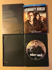 The Humanity Bureau (DVD ONLY NO ORIGINAL CASE OR BOX ART)COMES WITH A SLIM CASE