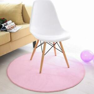 Soft Plush Kids Crawling Tent Pad Area Rugs for Baby Living Room Decoration