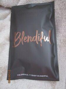 Tati Beauty The Blendiful Fabric Applicator x Liquid and Powder Makeup Sealed