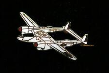 P-38 LIGHTING HAT LAPEL PIN UP RENO LEFTY GARDNER VETERAN PILOT CREW GIFT WOW