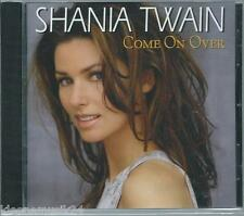 CD Shania Twain 'come on over' NUOVO/NEW/OVP when, that don 't Impress me much