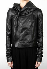 Leather Other Cropped Coats & Jackets for Women