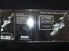 CD LUTHER ALLISON / SWEET HOME CHICAGO / CHARLY BLUES VOL 37 /