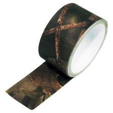 Adhesive Camo Tape Gun Wrap Reusable Army Shooting Airsoft 5cm X 5M Hunter Brown