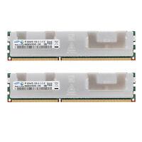For Samsung 8GB 16GB 2RX4 PC3-10600R DDR3-1333MHz ECC Reg-DIMM Server RAM