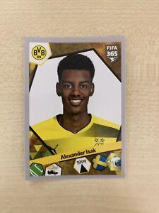 Alexander Isak Rookie Dortmund Real Sociedad 2017 2018 Panini FIFA 365 Sticker
