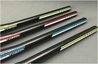 Carbon MTB Mountain Road Cycling Bicycle Flat Bar 31.8mm Handlebar 580-760mm