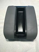 BMW OEM E39 - Center Console Storage Panel Trim Tray Armrest/Arm Pad