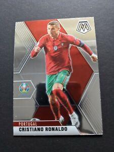 Panini Mosaic Euro 2020 Base Cristiano Ronaldo Man Utd Portugal