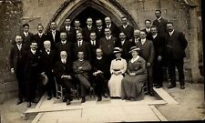 Weymouth posted Church Group & Priest.